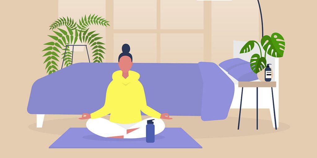 tipuri de meditație