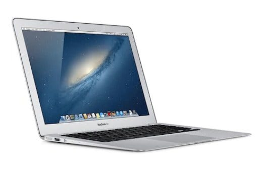 cel mai bun laptop apple mac book air 13
